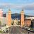 napóra · kastély · Barcelona · Spanyolország · textúra · épület - stock fotó © neirfy