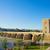 torre · Espanha · romano · ponte · céu · paisagem - foto stock © neirfy