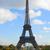 eiffel · tur · Paris · Fransa · gökyüzü · su - stok fotoğraf © neirfy
