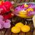 spa · kaarsen · orchidee · houten · tafel · lichaam · zomer - stockfoto © neirfy
