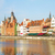 old town waterfront gdansk stock photo © neirfy