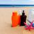 üveg · víz · homokos · tengerpart · hideg · tengeri · csillag · divat - stock fotó © neirfy