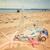 судно · игрушку · модель · пляж · небольшой - Сток-фото © neirfy