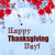 mutlu · Şükran · Günü · tebrik · doğal · sonbahar · çerçeve - stok fotoğraf © neirfy
