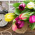 день · красочный · цветы · настоящее · подарок - Сток-фото © neirfy