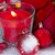 christmas red candle stock photo © neirfy