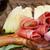 Spanyolország · vörösbor · bor · földgömb · üveg · tányér - stock fotó © neirfy