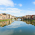 Floransa · İtalya · nehir · su · Bina · renkler - stok fotoğraf © neirfy
