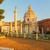 forum   roman ruins in rome italy stock photo © neirfy