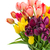 bunch of tulips flowers close up stock photo © neirfy