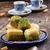 турецкий · традиционный · конфеты · кофе · торт · пластина - Сток-фото © neirfy