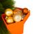 Natale · evergreen · rosso · isolato - foto d'archivio © neirfy