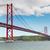 橋 · リスボン · 川 · ポルトガル · レトロな · 水 - ストックフォト © neirfy
