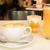 breakfast with coffee stock photo © neirfy