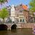 домах · Амстердам · Нидерланды · голландский · свежие · Tulip - Сток-фото © neirfy