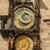 kule · astronomik · saat · Prag · gökyüzü · çiçekler - stok fotoğraf © neirfy