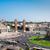 広場 · スペイン · バルセロナ · 夏 · 日 · 空 - ストックフォト © neirfy