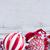 красный · белый · Рождества · украшения - Сток-фото © neirfy