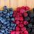 joghurt · kék · bogyó · friss · fából · készült · fehér - stock fotó © neirfy