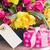 ピンク · チューリップ · 花 · 花束 · ギフトボックス · 新鮮な - ストックフォト © neirfy
