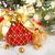 красный · Рождества · bokeh · фары - Сток-фото © neirfy