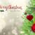 Рождества · красный · серебро · блеск · украшения - Сток-фото © neirfy