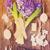jardinagem · jacinto · flores · mesa · de · madeira · cópia · espaço · topo - foto stock © neirfy