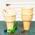 gelato · raccogliere · sapori · alimentare · cioccolato - foto d'archivio © neirfy