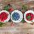taze · ahududu · kırmızı · frenk · üzümü · çilek - stok fotoğraf © neirfy