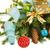 evergreen · albero · rosso · Natale · decorazioni · bokeh - foto d'archivio © neirfy
