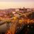 stadsgezicht · Portugal · schemering · stad · Blauw · nacht - stockfoto © neirfy