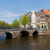 bridges of canal ring amsterdam stock photo © neirfy