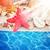 banho · mar · concha · piscina · natureza · beleza - foto stock © neirfy
