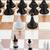 fehér · fekete · gyalog · sakk · kettő · mező - stock fotó © neirfy