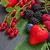 клубника · пластина · белый · фрукты - Сток-фото © neirfy