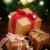 Weihnachten · rot · Schnee · bokeh · Kopie · Raum - stock foto © neirfy