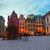kare · Stockholm · İsveç · gökyüzü · Bina · kentsel - stok fotoğraf © neirfy