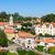 oude · binnenstad · Portugal · luchtfoto · zomer · kerk · reizen - stockfoto © neirfy