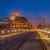 panorama · schemering · oude · binnenstad · schemering · Portugal · stad - stockfoto © neirfy