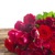 rose · rosse · bianco · legno · fiori · top · view - foto d'archivio © neirfy