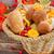 cesta · boletos · outono · floresta · natureza · verde - foto stock © neirfy