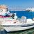 крепость · Греция · венецианский · небе · лодка · судно - Сток-фото © neirfy