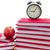 hoop · oude · boeken · klok · tijd · lezing - stockfoto © neirfy