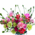 bunch of carnation flowers close up stock photo © neirfy
