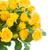 bouquet · fresche · rose · giallo · isolato - foto d'archivio © neirfy