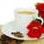 красный · Кубок · кофе · изолированный · горячей · белый - Сток-фото © neirfy