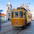 vintage · tram · strada · urbana · milano · Italia · auto - foto d'archivio © neirfy