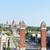 広場 · スペイン · バルセロナ · ベニスの · 博物館 - ストックフォト © neirfy