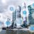 internet · dolgok · város · épület · absztrakt · hálózat - stock fotó © neirfy