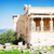 erechtheion temple in acropolis of athens stock photo © neirfy
